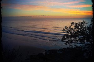 Coolum Beach Sunrise 28072017