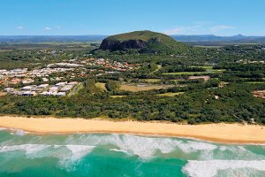 Mount Coolum Photo From Tourism Events Queensland