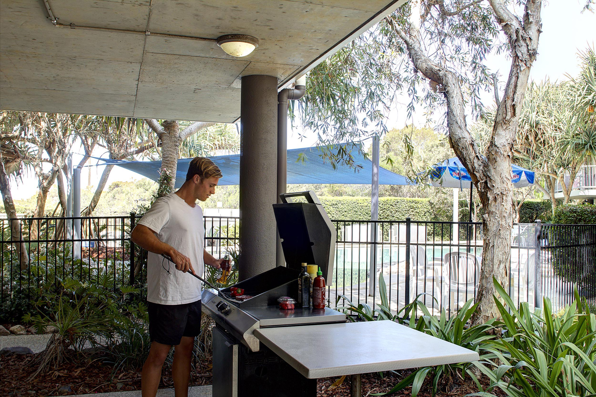 Accommodation in Coolum