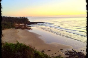Coolum Beach Sunrise 17072017