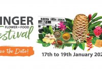 Ginger Flower Food Festival 2020