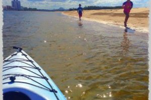 Kayaking On Maroochy River