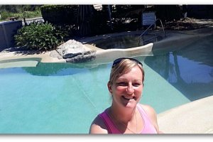 Selfie Stick At Seacove Resort