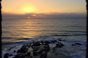 Sunrise Coolum Beach 01092017