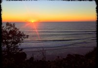 Sunrise Coolum Beach 10082017