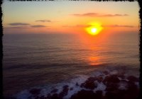 Sunrise Coolum Beach 23082017