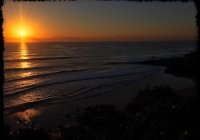 Sunrise Coolum Beach 30082017