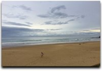 The Calm Before The Storm At Coolum Beach Sunshine Coast