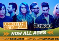 Under the Southern Stars – Sunshine Coast