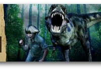 Winter School Holidays Jurassic Dinosaur Hunt